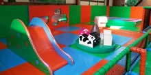 New indoor play area at Park Hall