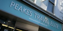 Peakes Travel Elite exterior