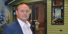 Richard Brown – recruited by Salop Leisure as area sales manager for caravan holiday homes and luxury lodges.