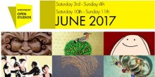 Shrewsbury Open Studios. June 2017  3rd, 4th, 10th and 11th
