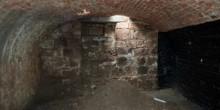 Shrewsbury's medieval cellar