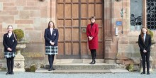Adcote School for Girls, near Shrewsbury, wins Senior School of the Year Award 2020