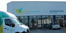 The Severn Hospice Superstore in Shrewsbury.