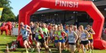 Shrewsbury Half Marathon runners