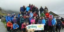 Fundraising Hike in Snowdon