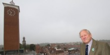 Shrewsbury Market Hall Rooftop Tours