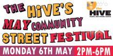 Hive street festival on Belmont