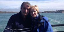 Tom and Lyndsey O'Loughlin