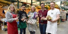 Shrewsbury Market Hall traders celebrate reaching national award finals