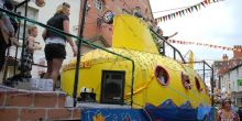 Carnival in Wem, Shropshire