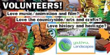 Young volunteer opportunities Shropshire