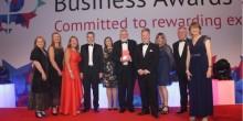 CJ Wildlife win prestigious best online business award