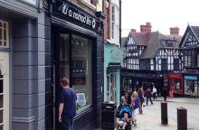 Wyle Cop Shrewsbury