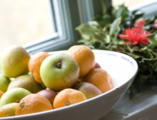 Seasonal compostable items