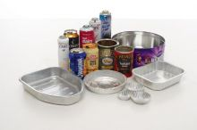 Metal packaging for recycling