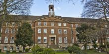 English Bridge Campus Wakeman Hall
