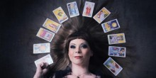 Midlands magician Sylvia to hold festival-goers spellbound